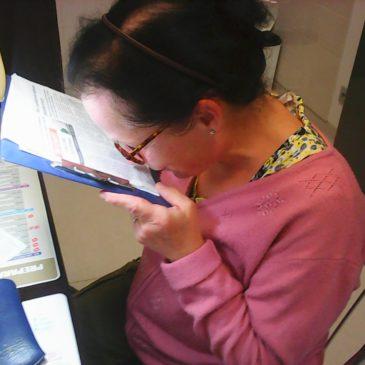 Program wsparcia społeczno-zawodowego rodzin z osobami z dysfunkcją wzroku