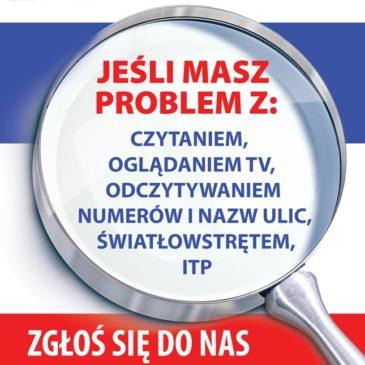 Rehabilitacja osób z dysfunkcją narządu wzroku we Wrocławiu